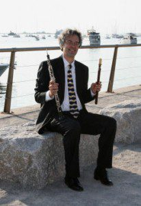 Terry Keevil Oboist and Music Teacher